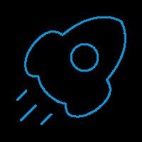 telerion-servicelayer-rocket-icon